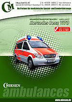 MB Vito Ambulance Brochure