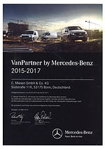 Van Partner by Mercedes-Benz